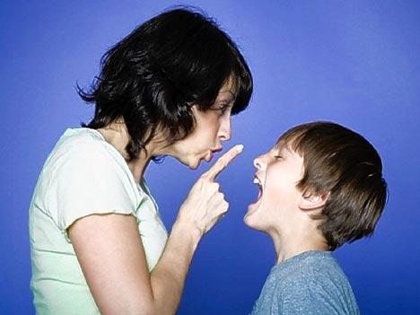 Hành vi hung hăng của trẻ